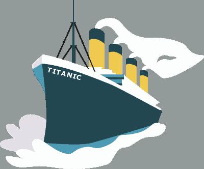Titanic a Praha